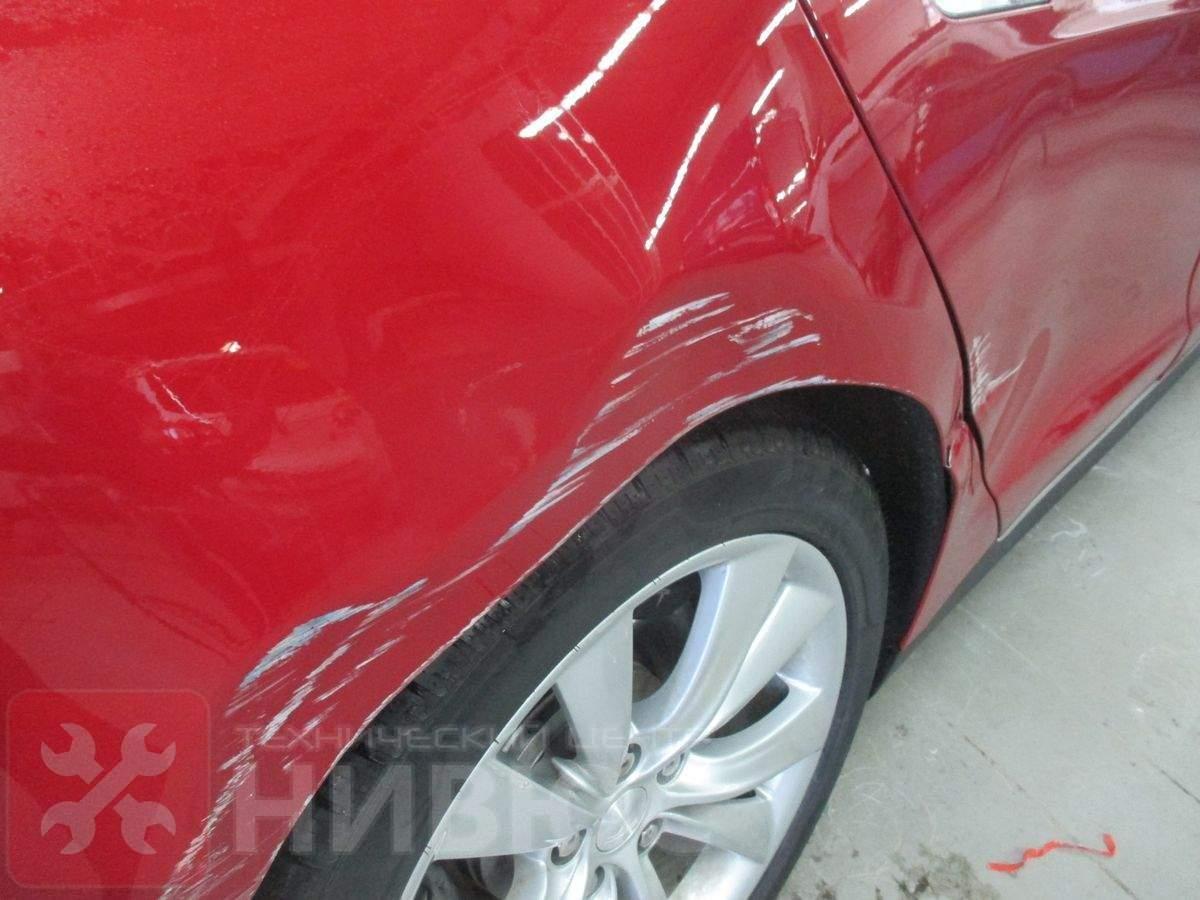 Выпрямляем вмятины на авто без покраски: советы 62