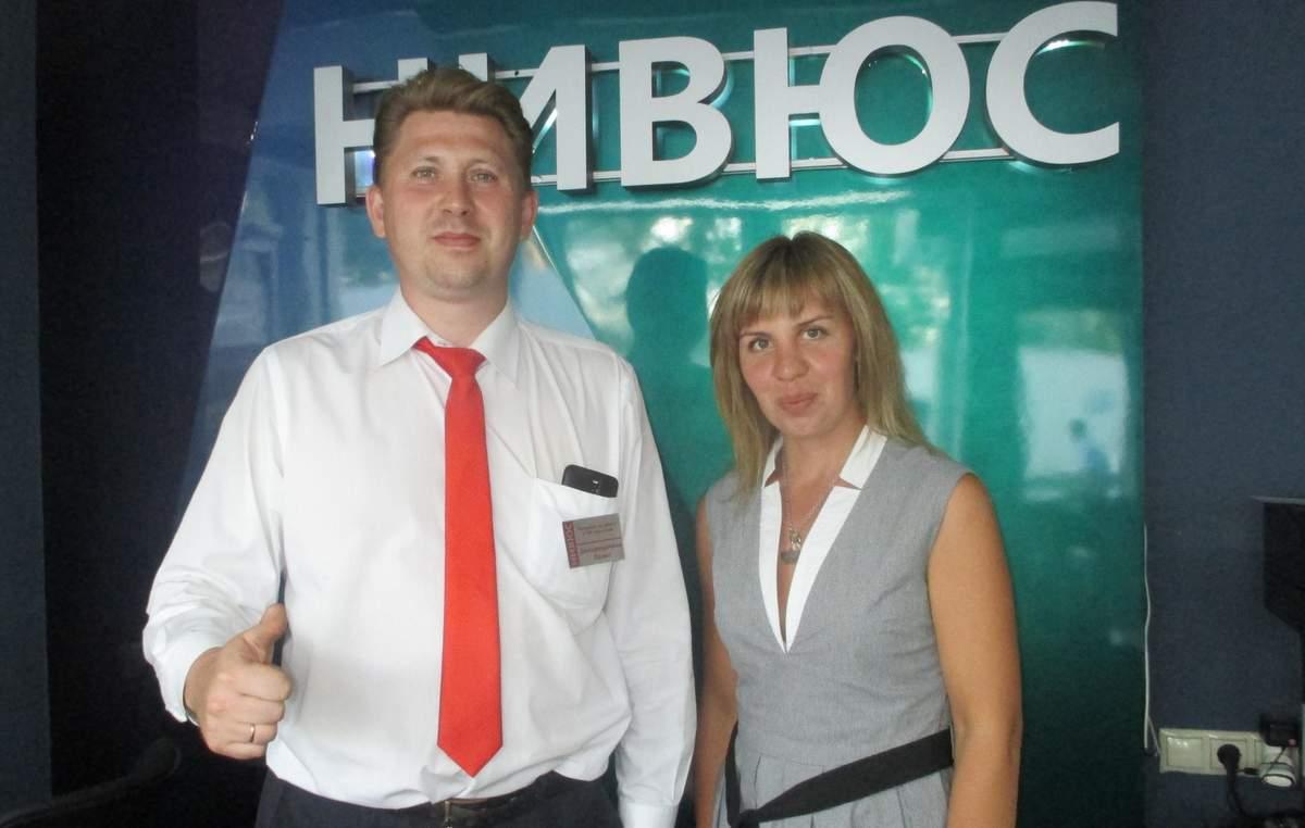 Полунина Ирина Стансилавовна VW Touareg ТО2